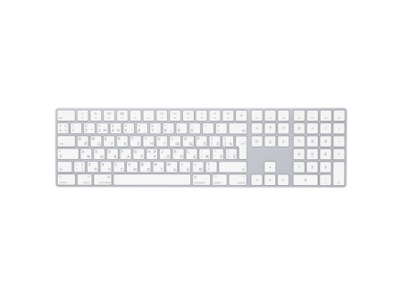 Apple Magic Keyboard Numeric Silver