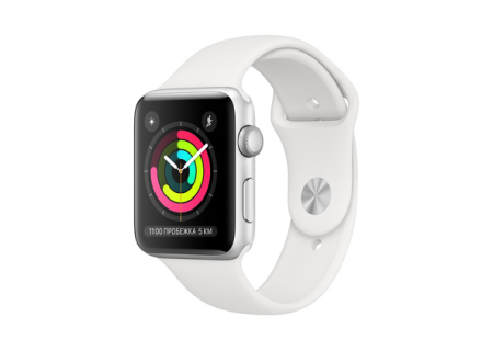 Apple Watch Series 3 38mm Silver